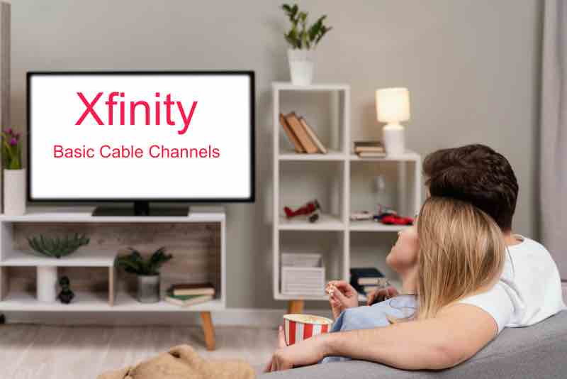 Xfinity Basic Cable Channels