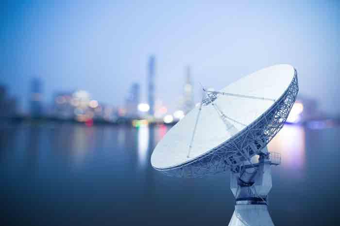 Portable Satellite Internet
